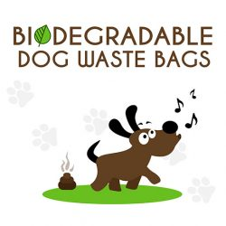 Biodegradable Dog Waste Bags ®